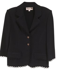 St. John Button Down Shirt Ink _ Dark Navy
