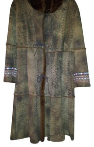 Dennis Basso Trench Coat