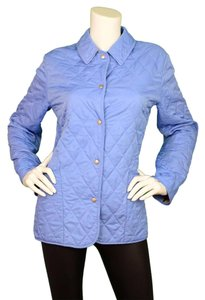 Burberry Quilted Nova Check Jacket
