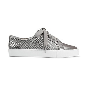 Tory Burch Sneaker Metallic silver Athletic