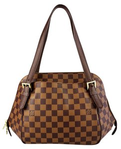 Louis Vuitton 2981027 Tote in Damier Ebene