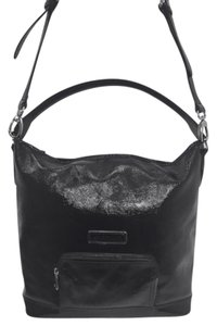 Longchamp Patent Leather Hobo Bag