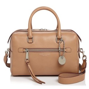 Marc Jacobs Satchel in Nude