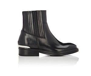 Acne Studios Leather Black Boots