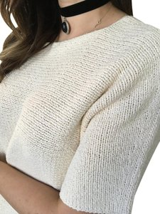 DKNY Silk Knit Silk Knit Sweater