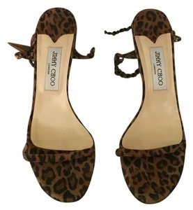 Jimmy Choo Leopard Formal