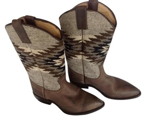 Frye Gray,brown,Blk,beige Boots