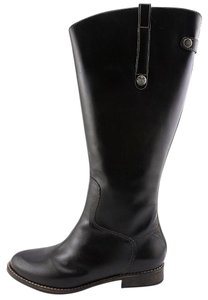 Matisse Leather Wide Width Wide Calf Brown Boots