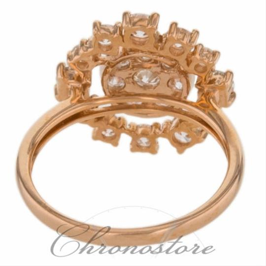 Other 14k,Rose,Gold,1.5,Ct,Diamond,Cocktail,Ring