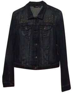 a.n.a. a new approach Womens Jean Jacket