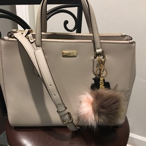 Kate Spade Tote in Taupe/Beige