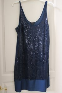 Express Sequin Party Comfy Dress