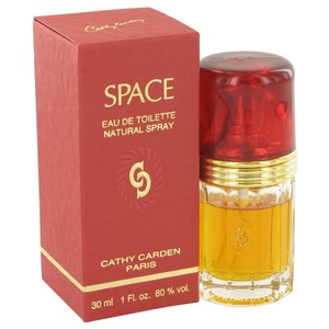 Cathy Cardin SPACE by CATHY CARDIN ~ Eau de Toilette Spray 1 oz