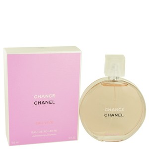 Chanel CHANCE EAU VIVE by CHANEL ~ Eau de Toilette Spray 5 oz