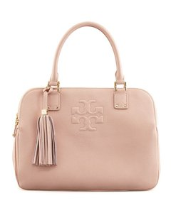 Tory Burch Satchel in Light Pink