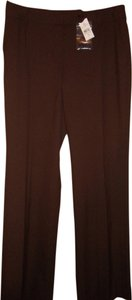 Ann Taylor LOFT Boot Cut Pants Brown