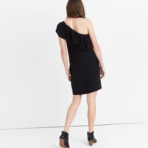 Madewell Lbd Cocktail Silk One Dress
