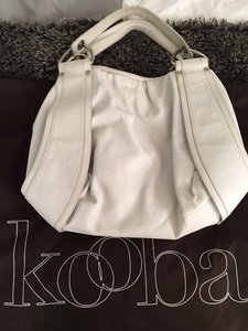 Kooba Leather Shoulder Bag