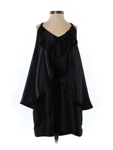 Cynthia Rowley Silk Batwing Shift Dress