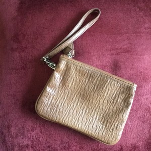 Forever 21 Wristlet in Brown