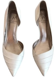 Adrianna Papell Ivory Pumps