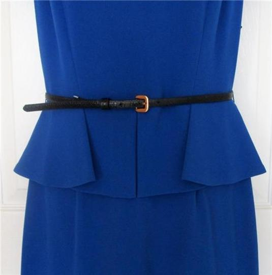 616f9b715f0 lovely Tahari Nwt Arthur S.levine Annielee Belted Peplum Dress - 67% Off  Retail
