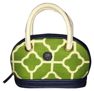 Spartina 449 Wristlet in Green And Blue