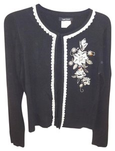 Karen Kane Cardigan Fine Knit Sweater