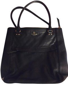 Kate Spade Cobble Hill Tote in Black
