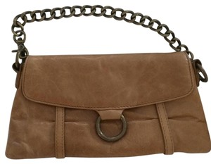 Hobo International Tan Clutch