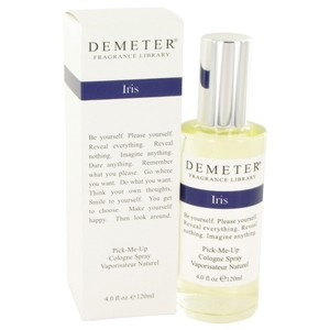 Demeter Fragrance Library Iris by DEMETER ~ Cologne Spray 4 oz