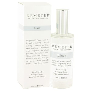 Demeter Fragrance Library Linen by DEMETER ~ Cologne Spray 4 oz