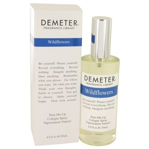 Demeter Fragrance Library Wildflowers by DEMETER ~ Cologne Spray 4 oz