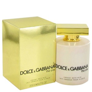 Dolce&Gabbana THE ONE by DOLCE & GABBANA ~ Bath Milk 6.7 oz