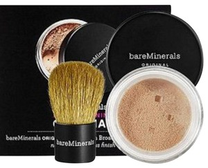 bareMinerals Bareminerals original foundation & brush- Medium Beige