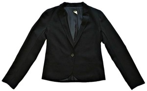 J.Crew Suiting Work Black Blazer