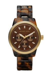 Michael Kors Michael Kors Tortoise Shell Watch