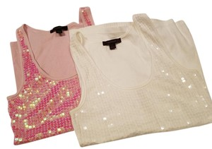 Express Top One pink/ One White