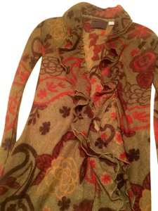 Anthropologie Anthro Boho Bohemian Guinevere Sweater