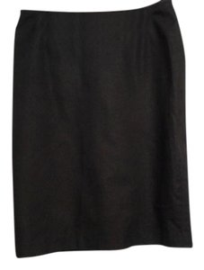 Calvin Klein Casual Skirt Black