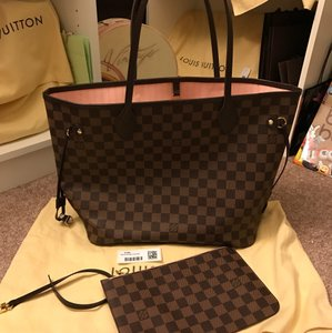 Louis Vuitton Neverfullmm Tote in Damier