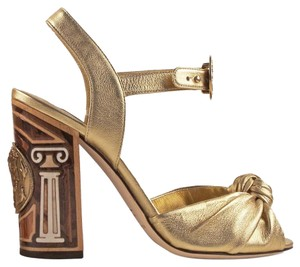 Dolce&Gabbana Light gold Sandals