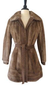 Lilli Ann Fur Coat