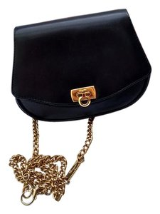 Salvatore Ferragamo Leather Bum - Clutch Cross Body Bag