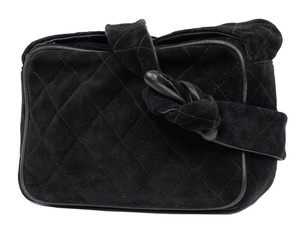 Chanel Knot Knotted Quilted Camera Shoulder Bag