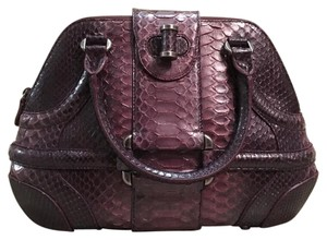 Alexander McQueen Satchel in Purple
