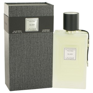 Lalique LES COMPOSITIONS PARFUMEES SILVER by LALIQUE ~ EDP Spray 3.3 oz
