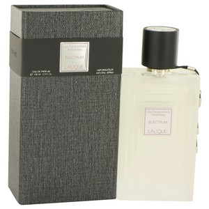 Lalique LES COMPOSITIONS PARFUMEES ELECTRUM by LALIQUE ~ EDP Spray 3.3 oz