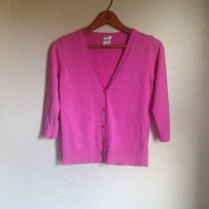 Old Navy Pink Pink Sweater Cardigan
