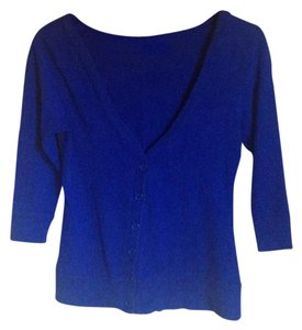 Zenana Outfitter Royal Blue Cardigan